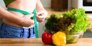 Вес на этой диете снижается плавно