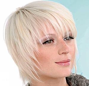 Фото стрижек для тонких волос