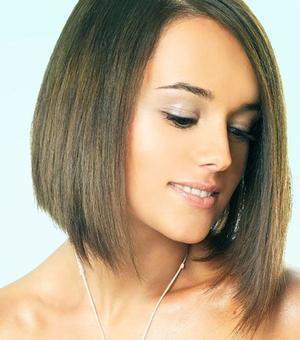 Укладки для тонких и редких волос по типу лица