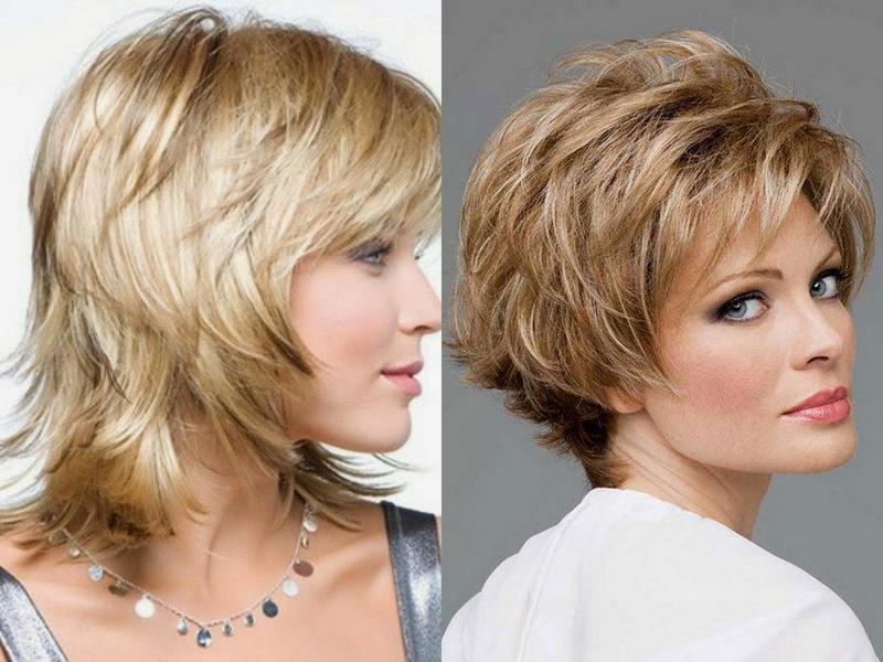 Подбор стрижек для тонких и редких женских волос