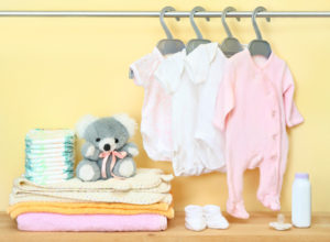 Какая одежда нужна для новорожденного