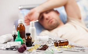 Антибиотики при кашле и простуде у взрослых