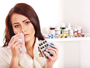 Антибиотики при простуде и кашле