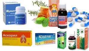 Сборы лечебных трав для лечения кашля
