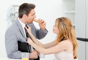 Искренняя забота как признак любви девушки к мужчине