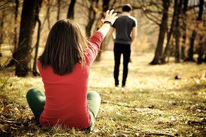 Поведение любящих девушек в конфликтных ситуациях