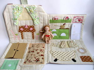 Домики для любимых кукол
