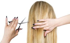 Как самим подстричь волосы