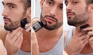Выбор средств для бритья бороды