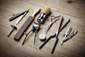 Бритвенный инструмент для бороды