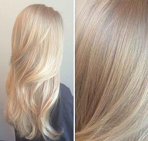 Подбор цвета для окрашивания волос