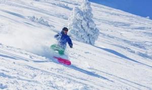 Шерегеш - набирающий популярность российский горнолыжный курорт