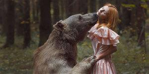 Если женщине снится медведь, что это значит?