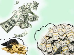 Сон о денежных купюрах
