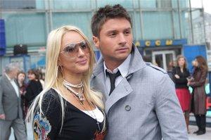 Лера и Сергей Лазарев