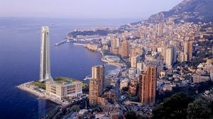 Климат в Монако