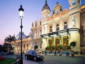 Монако Монте Карло Франция