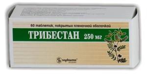 Трибестан - лекарственный препарат от фригидности