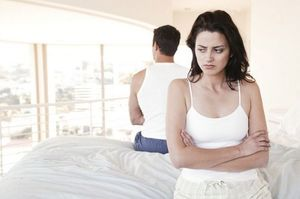 Женская анафродизия - еще одно название фригидности