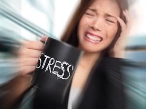Стресс как причина анемии