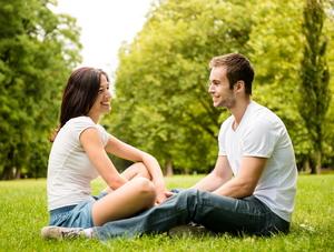 Отношения парня и девушки