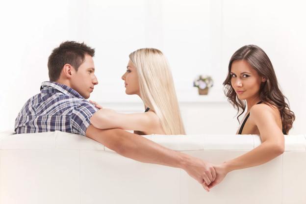 Причины мужской неверности